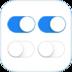 IOS7控制中心 個人化 App LOGO-硬是要APP