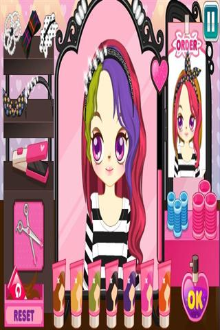 Judy的美发店|玩遊戲App免費|玩APPs