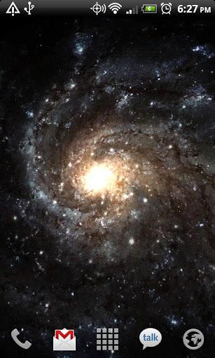 星系动态壁纸