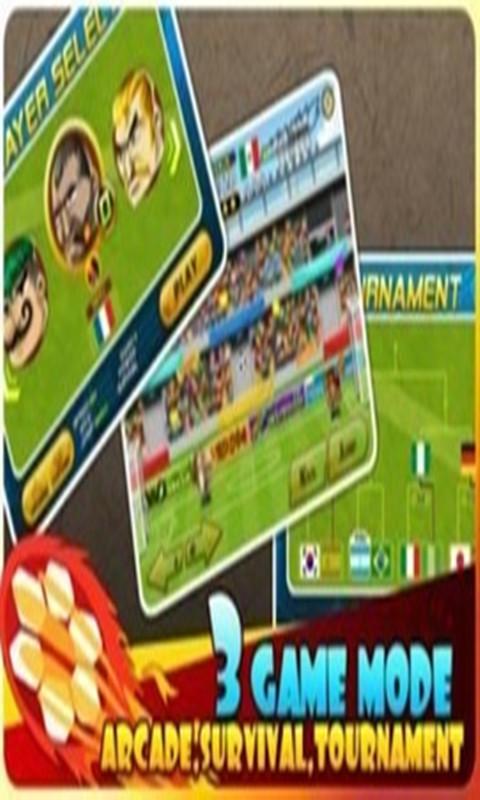 玩免費體育競技APP|下載暴力足球 app不用錢|硬是要APP