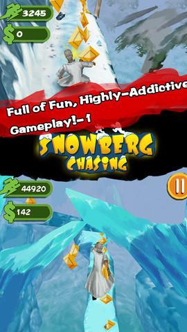 冰山跑酷|玩體育競技App免費|玩APPs