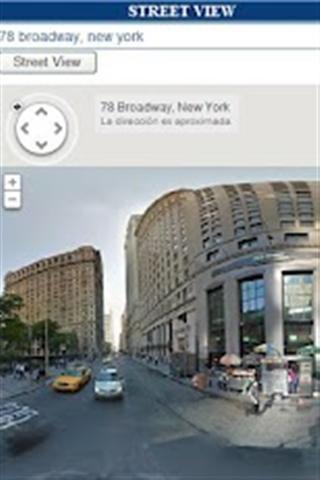 街道视图-应用截图