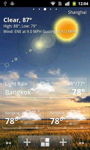 3D style GO Weather EX 個人化 App-愛順發玩APP