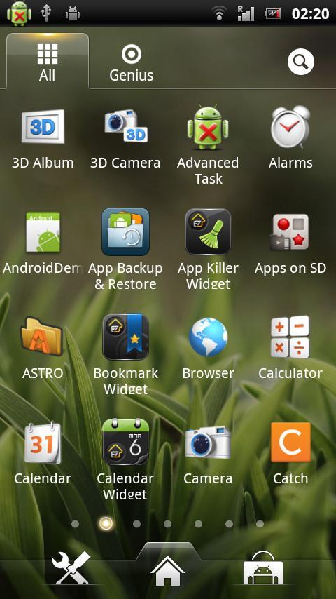 玩免費個人化APP|下載EZ桌面 app不用錢|硬是要APP