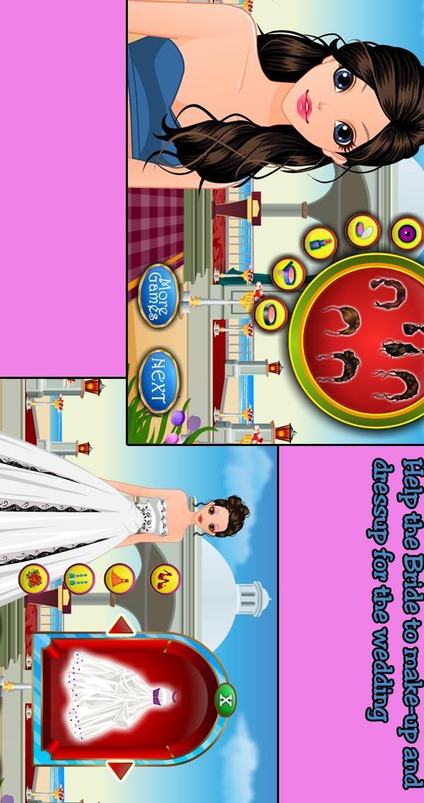 玩遊戲App|婚礼换装及装饰免費|APP試玩