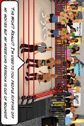 玩體育競技App|搞笑美式摔跤免費|APP試玩