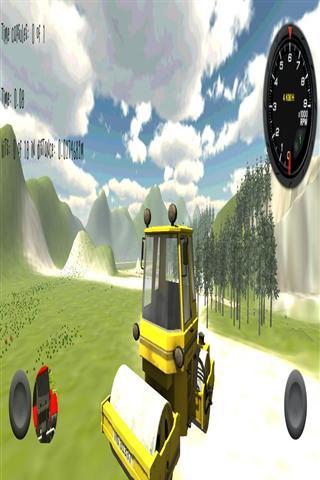 玩免費體育競技APP|下載压路机驾驶模拟器 app不用錢|硬是要APP