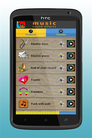 玩媒體與影片App 音乐音效免費 APP試玩