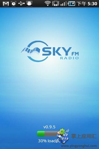 天空收音机