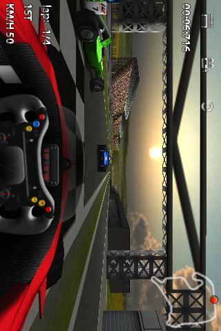 F1方程式赛车3D
