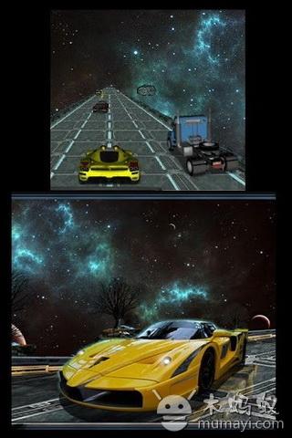 玩賽車遊戲App|太空高速 Space Highway免費|APP試玩
