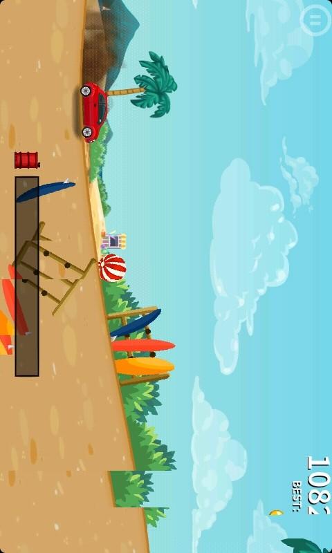 小车狂奔|玩賽車遊戲App免費|玩APPs