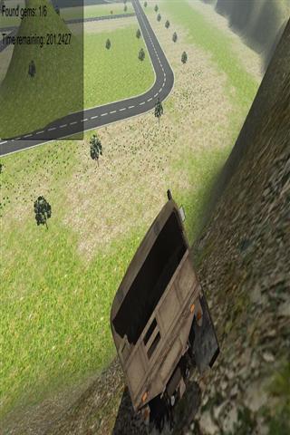 土路卡 车 模拟3D