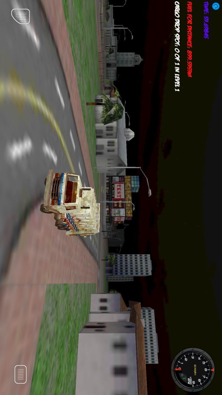 垃圾车赛车3D
