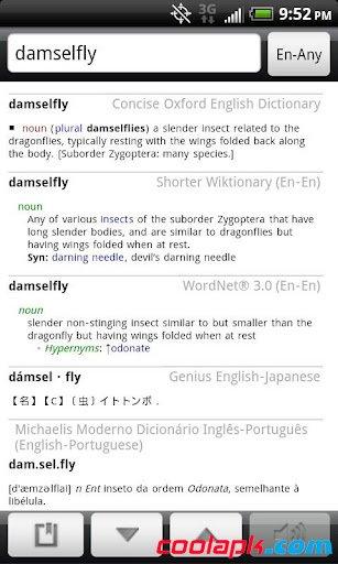 万能词典GoldenDict