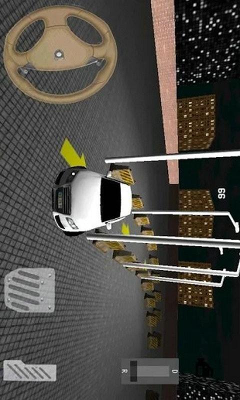 急速停车3D