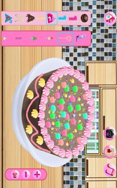 一起做蛋糕