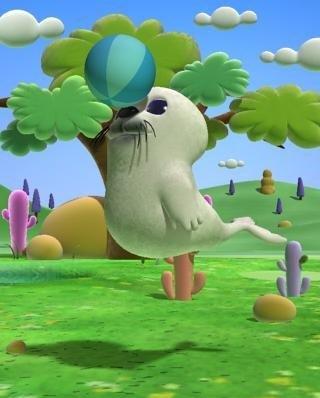 爱说话的小海狮