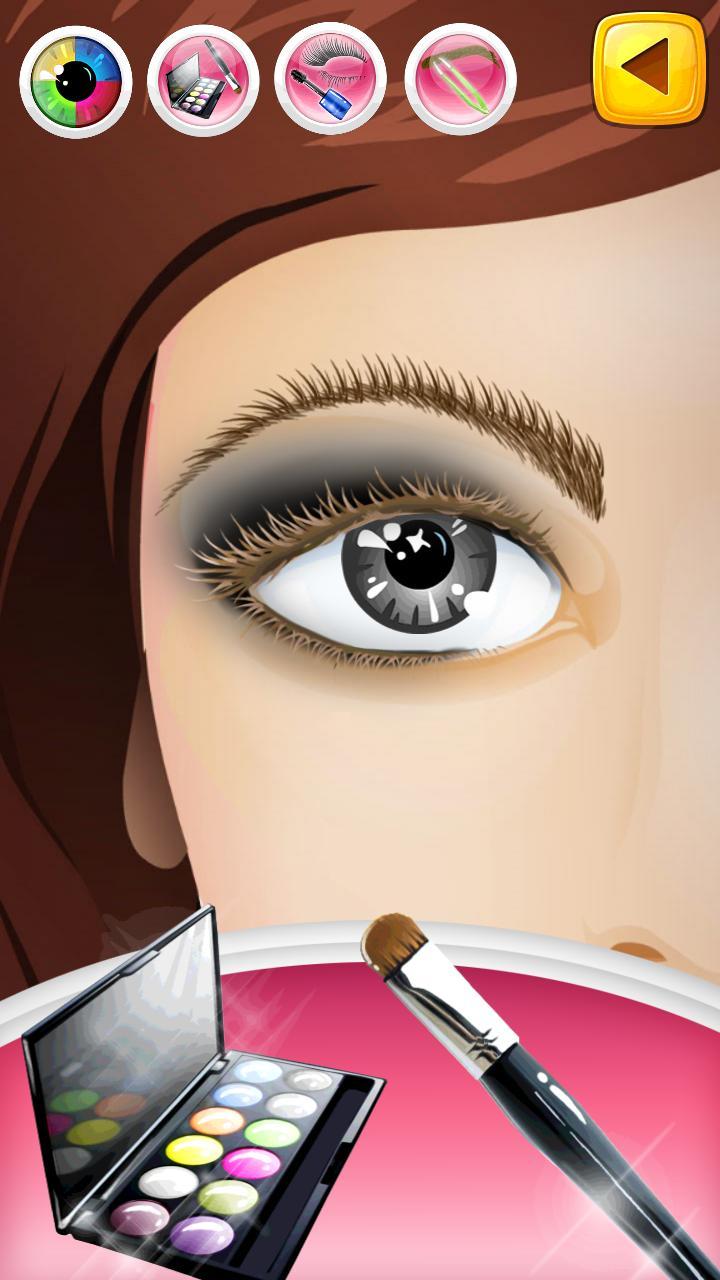 眼睛化妆沙龙