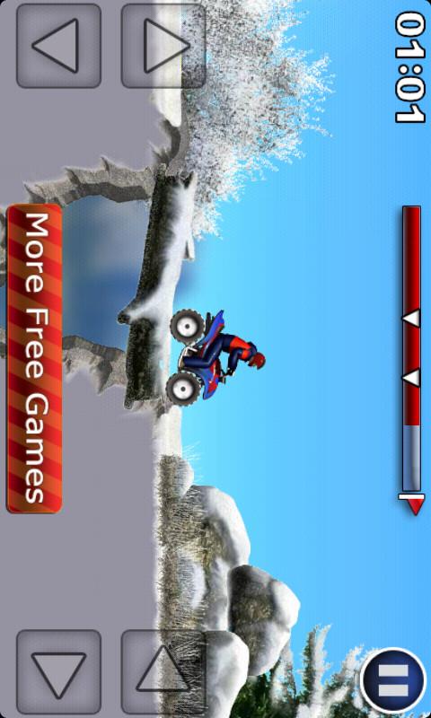极限雪地越野|玩賽車遊戲App免費|玩APPs