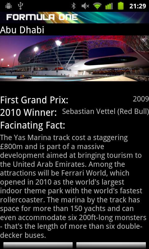 Formula One2011 賽車遊戲 App-愛順發玩APP