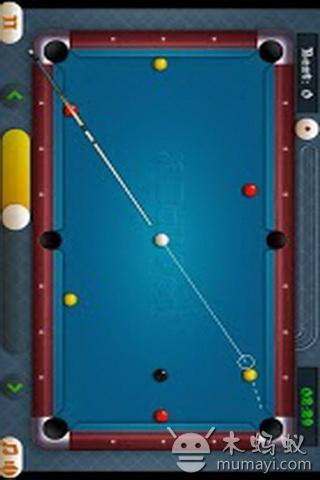 Adrenaline Pool Lite~超真實對戰撞球台@ Fun I Phone 我的手機派對 ...