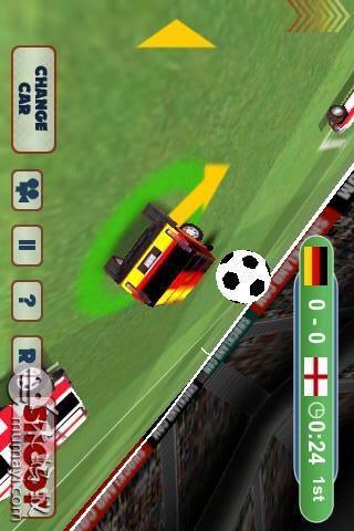 玩免費體育競技APP|下載汽车足球 Autoball app不用錢|硬是要APP