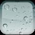 个人化のiPhone Rain LOGO-記事Game