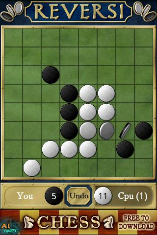 立体黑白棋