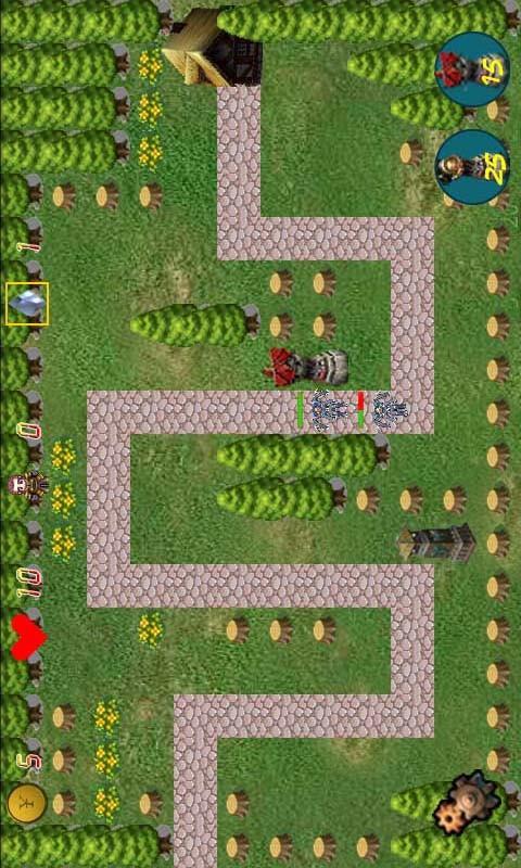 经典塔防游戏-应用截图