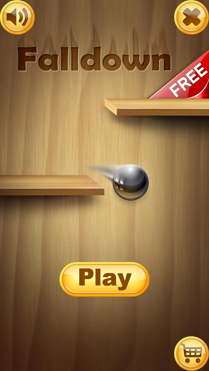【免費體育競技App】跌倒球-APP點子