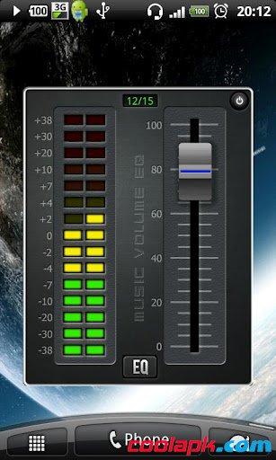 音效均衡器