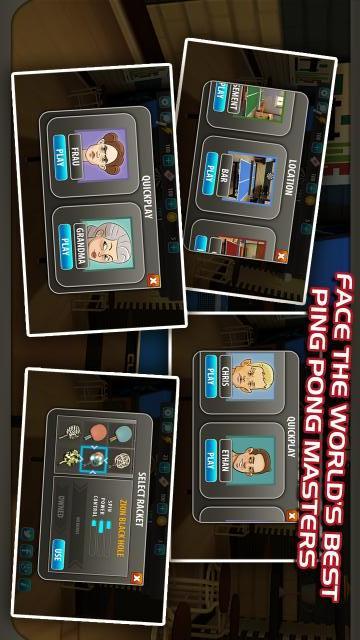 【免費體育競技App】乒乓球大师-APP點子