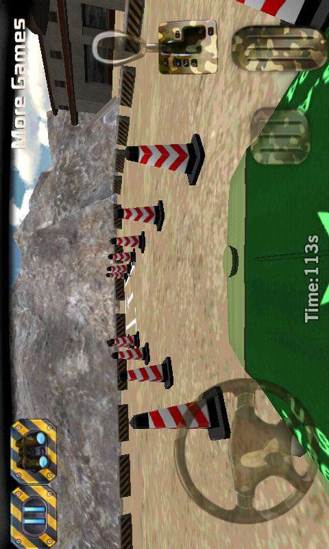 3D军争车位|玩賽車遊戲App免費|玩APPs