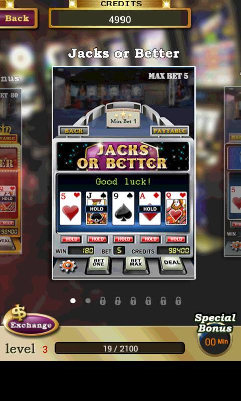 【免費棋類遊戲App】AE Video Poker-APP點子
