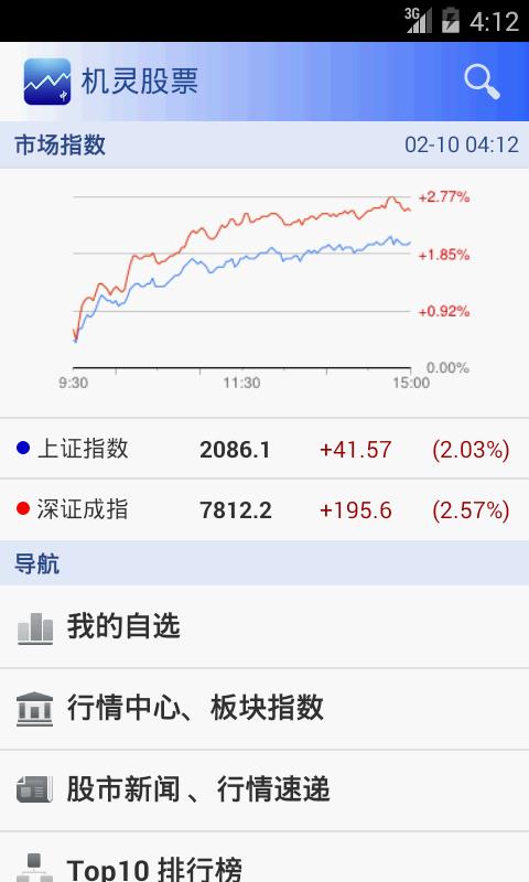 機靈股票(中國版) - Google Play Android 應用程式