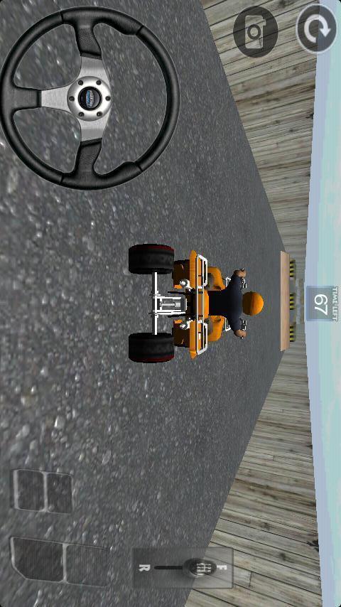 【免費賽車遊戲App】3D极限ATV越野赛-APP點子