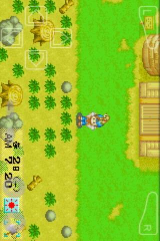 PSP《牧场物语蜜糖村与村民们的愿望》游戏宣传影像- YouTube
