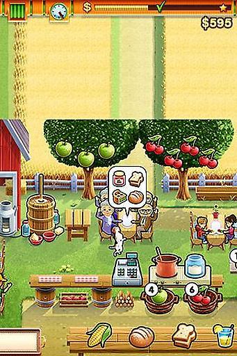 【免費遊戲App】美食餐厅-APP點子