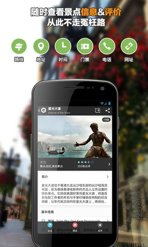 【免費旅遊App】香港-APP點子