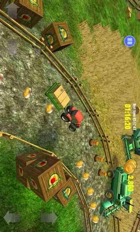 农场拖拉机:技能竞赛 Farm DriSkills competition