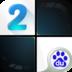 别踩白块儿2 休閒 App LOGO-APP試玩