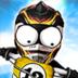 火柴人下坡:越野摩托车 LOGO-APP點子