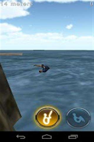 玩體育競技App|悬崖跳水3D免費|APP試玩
