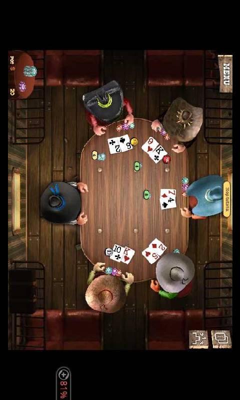 QQ德州扑克完美移植版