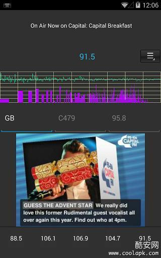 二代真FM收音机-应用截图