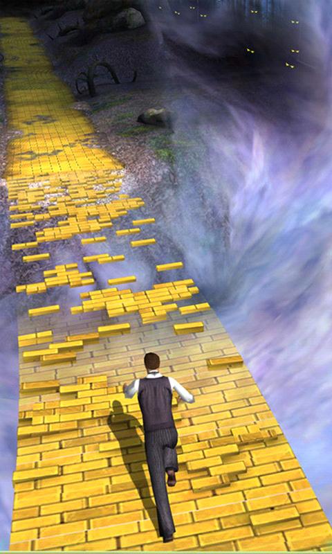 神庙逃亡魔境仙踪-3D秀锁屏