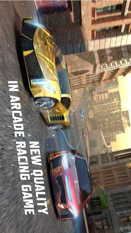 狂野赛车:沥青轨迹
