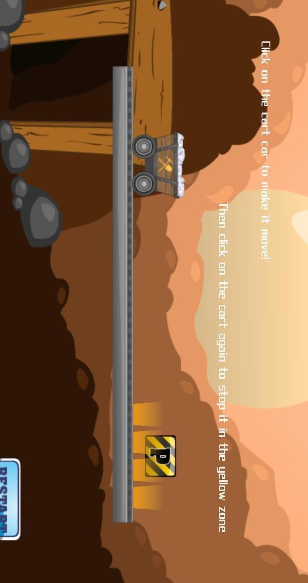 矿山车钻石游戏