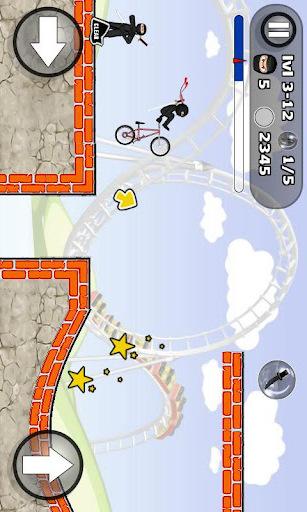 【免費賽車遊戲App】特技单车疯跑-APP點子